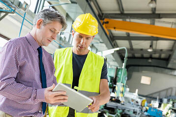 digital solutions in manufacturing