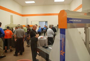 Manufacturing Day at AIMS Metrology
