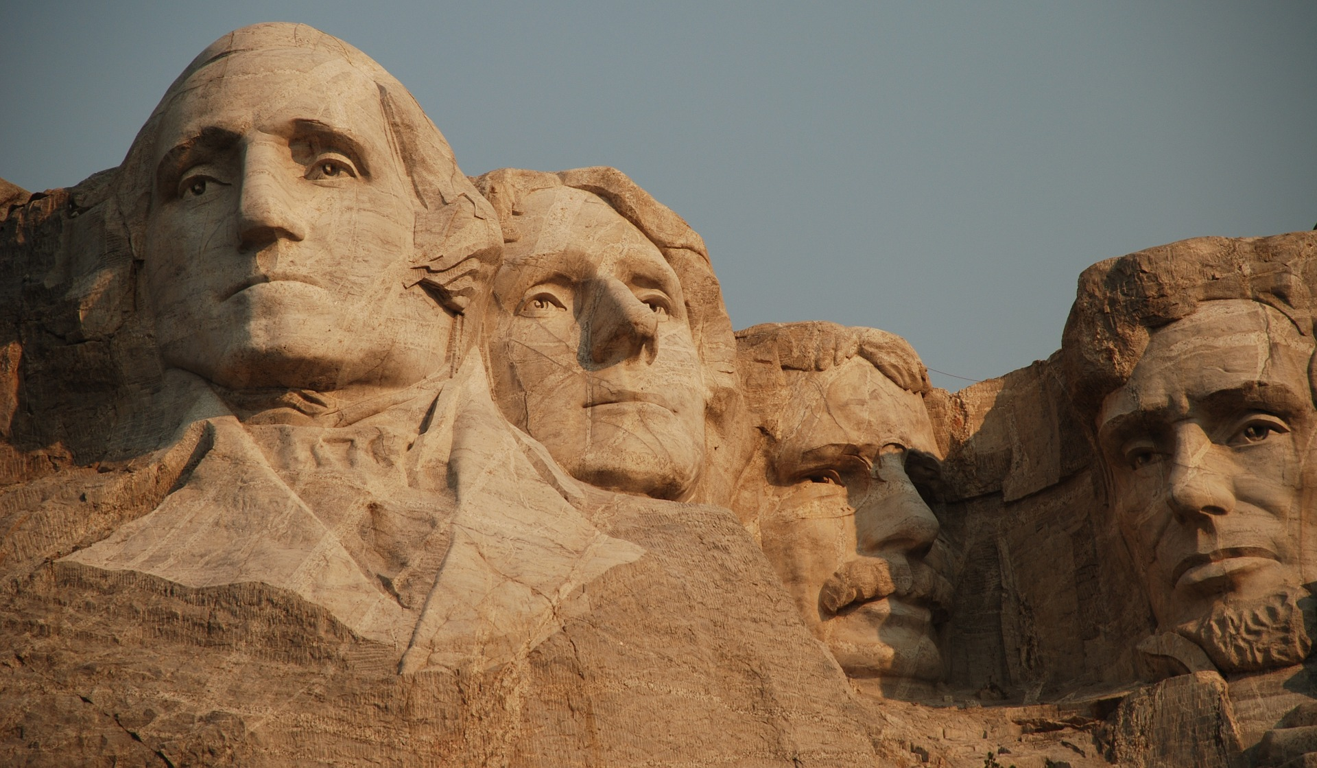 Mount Rushmore and George Washington