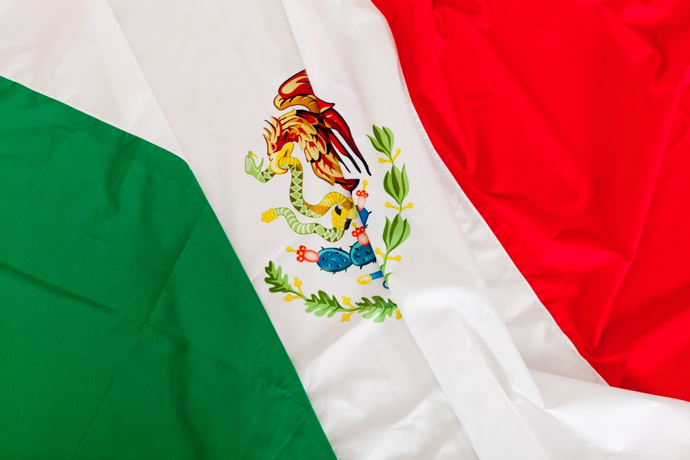 Close up shot of the Mexican flag.jpeg